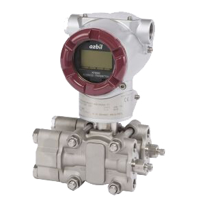 Azbil/yamatake Differential Pressure transmitter Model GTX60
