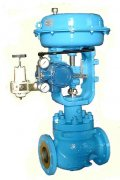 AZBIL cage type control valve/double-seated control valve AC