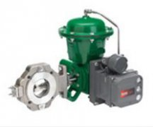 Fsher Control-Disk Rotary Control Valve